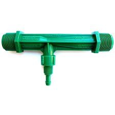 Техника и инструменты для дачи: Инжектор Вентури