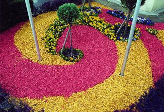 муличивирование почвы для многолетников