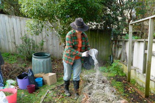 Удобрение огурцов осенью